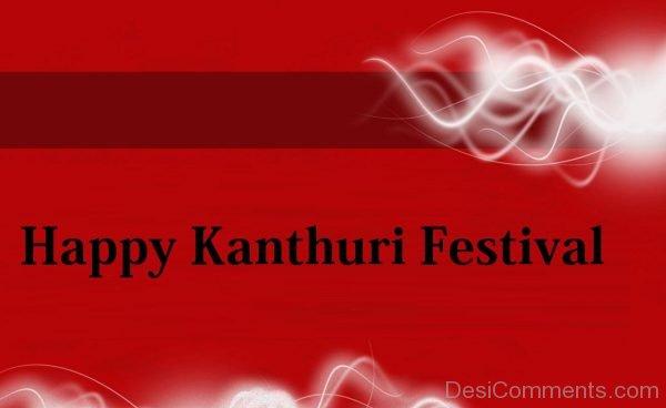 Kanthuri Festival