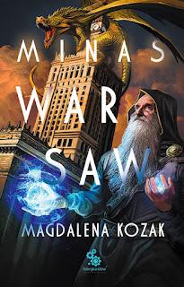 Magdalena Kozak. Minas Warsaw.