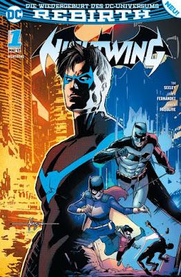 DC-Comic | Nightwing - Besser als Batman - Rebirth | Panini-Verlag