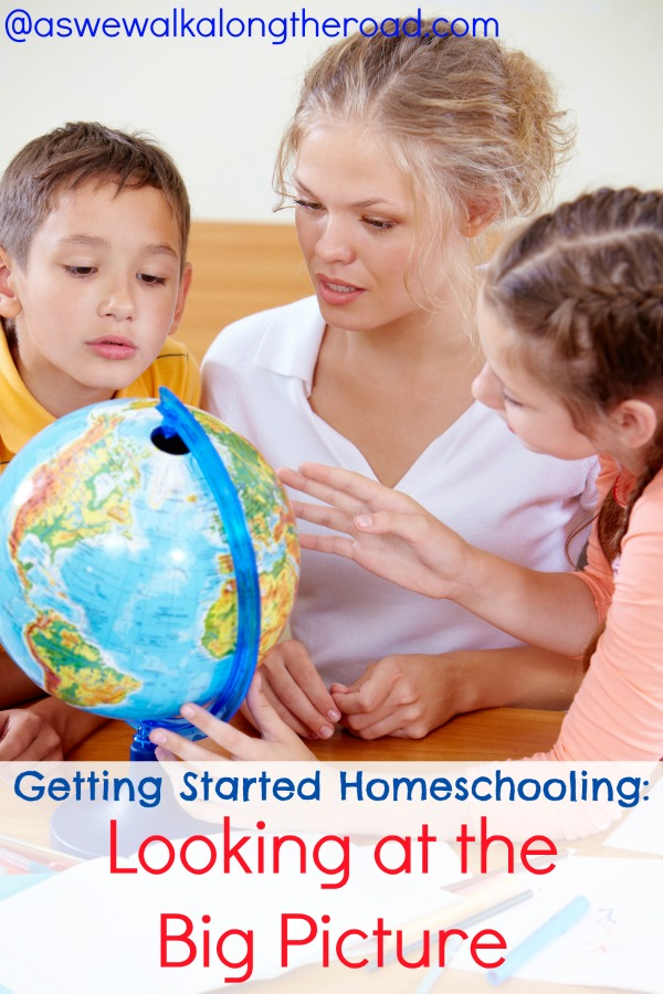 The big picture of homeschooling