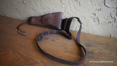 long term holster use review 1911 us military holster wwii wwi sheffer and rossum m1916