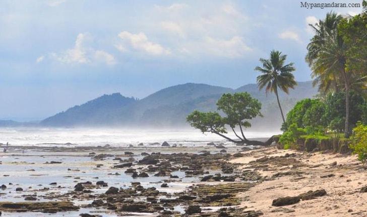Wisata Pantai Pangandaran Ini Cocok Buat Kamu Yang Mencari Ketenangan