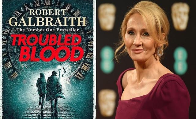 J.K. Rowling é criticada por novo livro que apresenta serial killer cis que veste roupas femininas | Ordem da Fênix Brasileira