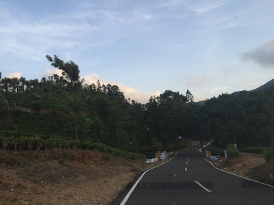 Roads of Valparai