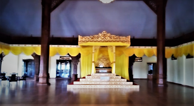Wisata Sejarah di Istana Kerajaan Pelalawan