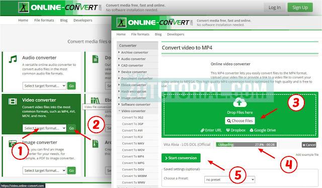 3 Cara Mengubah Video MKV ke MP4 Tanpa Software & Pakai Software