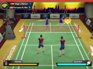 LiNing Jump Smash 15 Badminton Mod Apk