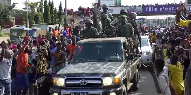 Rayakan Kudeta Militer, Oposisi Guinea Senang Tak Ada Lagi Konstitusi Masa Jabatan Presiden Tiga Periode