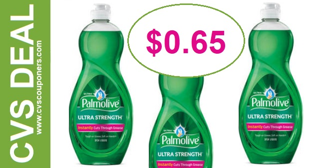 Palmolive CVS Coupon Deal - Only $0.64 - 5/19-5/25