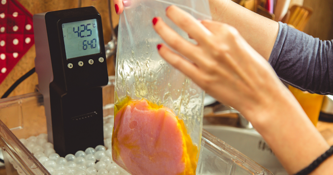 Sous Vide: Time And Temperature Guide