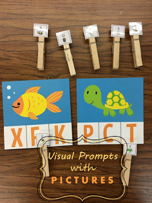 Using Visual Prompts in Special Education