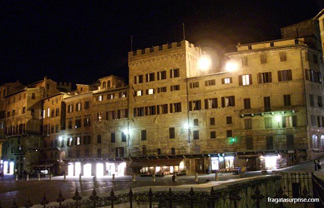 Piazza del Campo, Siena, Toscana, Itália