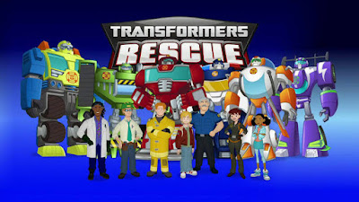 Transformers Rescue Bots All Seasons All Episodes Images In 720P