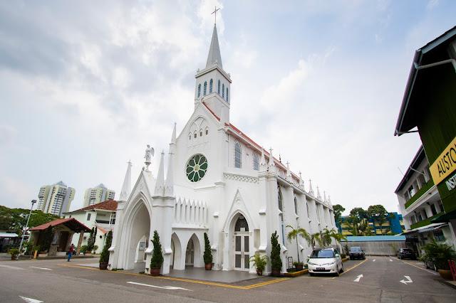Chiesa-Little India