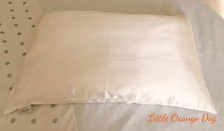 Calidad Home Silk Pillowcase in Ivory