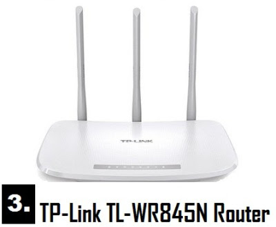 top 5 best wifi routers in india for home use