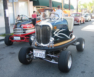 Bumper Car Hot Rods