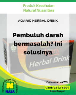 Agaric Herbal Drink 15 Sachet