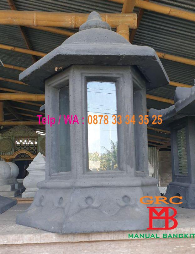 Manual Bangkit Variasi Bangunan Grc Krawangan Lisplang Kubah Masjid Loster Ornamen Grc Dll Lampu Taman Dan Pagar