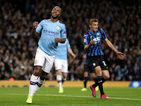 Manchester City vs Atalanta: Raheem Sterling Battre La Dea