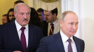 Russia ready to intervene if Belarus situation out of control: Putin