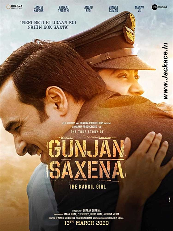 Gunjan Saxena The Kargil Girl Box Office Budget Hit Or Flop Predictions Posters Cast Crew Release Story Wiki