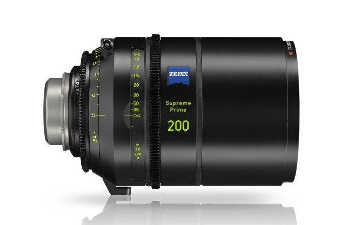 Zeiss Supreme Prime 200mm T2.2