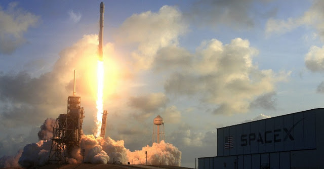 SpaceX launches its 33rd Falcon 9 since 2010. On board was the classified NROL-76 payload for the National Reconnaissance Office. Photo Credit: Michael Howard / SpaceFlight Insider
