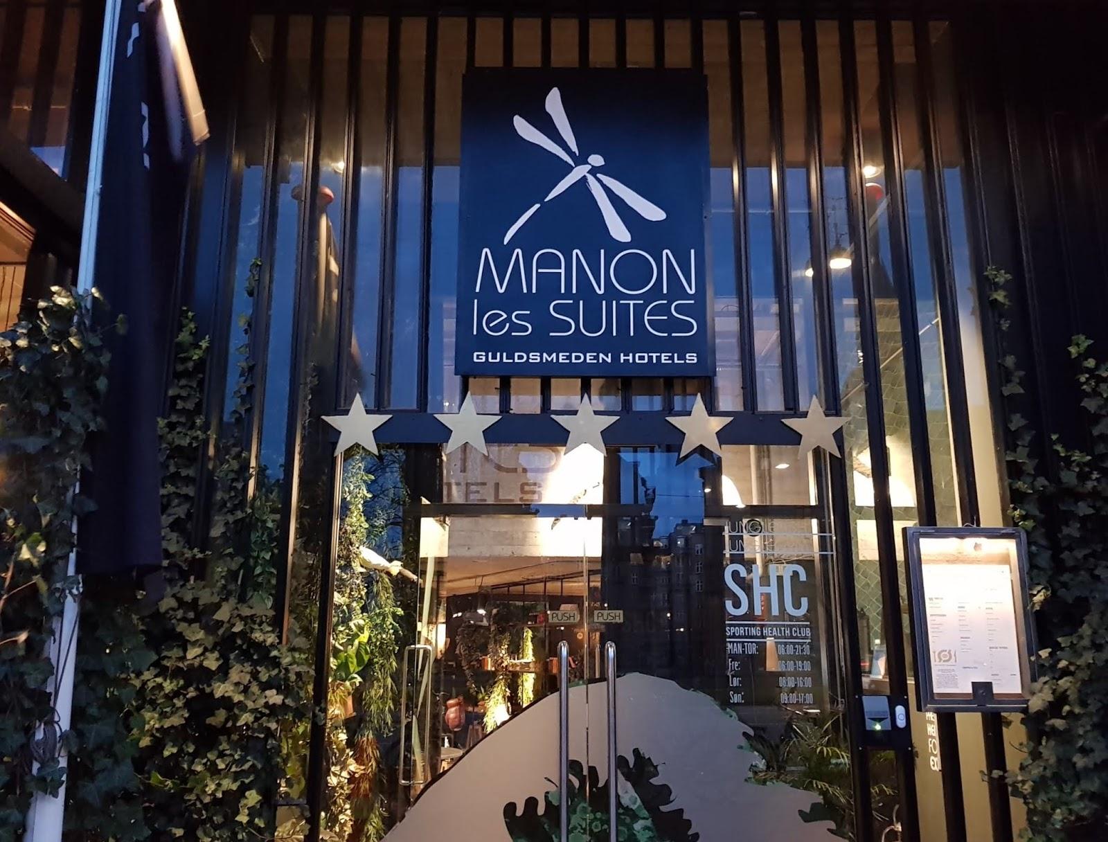 Manon Les Suites Guldsmeden Hotel - Best eco hotels in Copenhagen - Vegan Copenhagen Guide