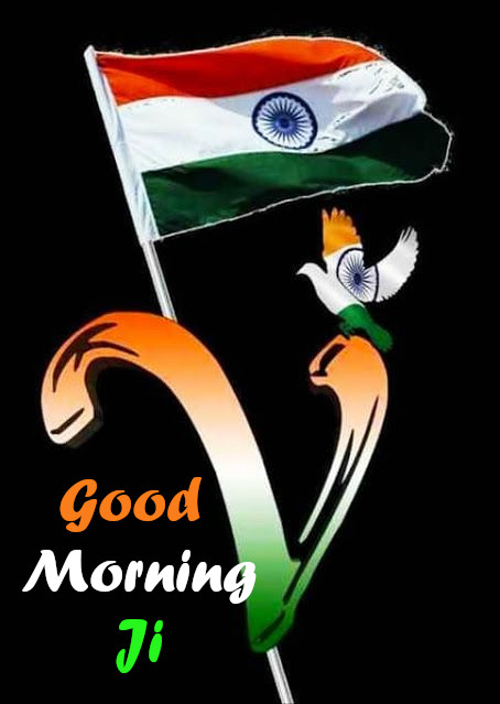 Good Morning Happy Independence Day