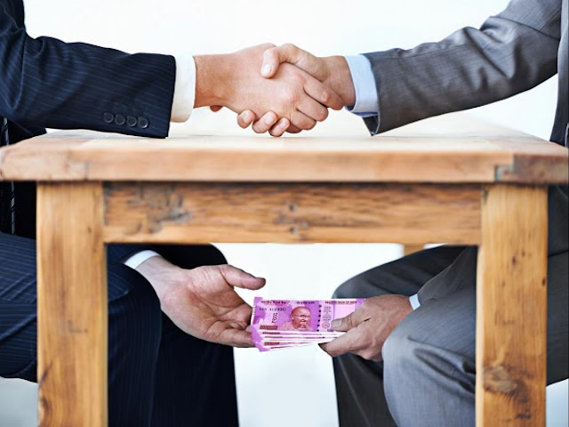 New survey on bribery in India