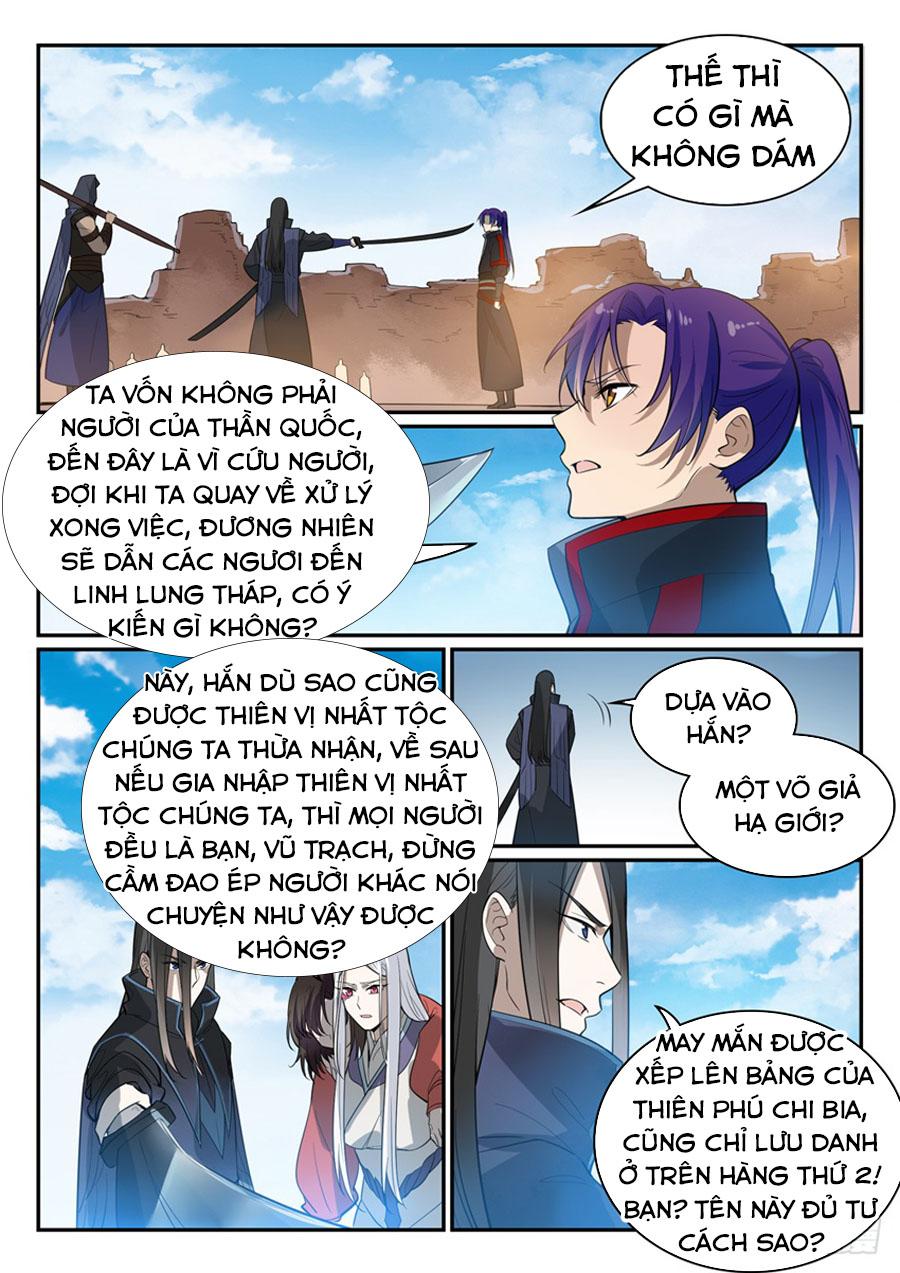 Bách Luyện Thành Thần Chapter 450 video - truyenmh.com