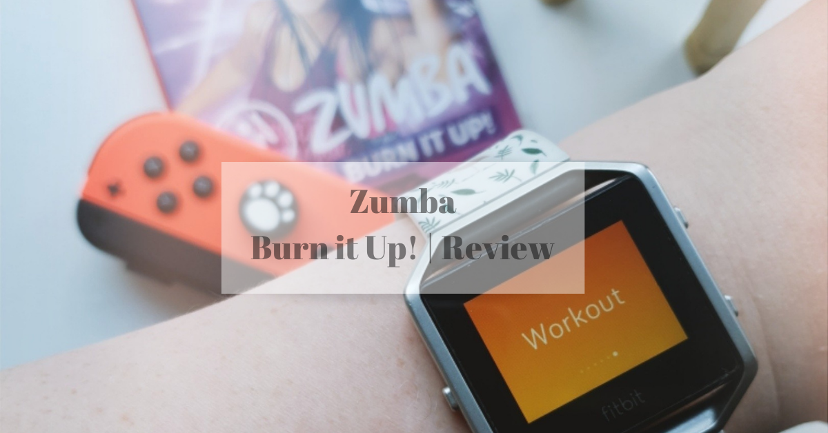 Zumba Burn it Up! | Nintendo Switch Review.