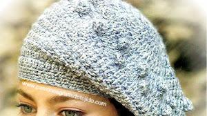 Boina Crochet / Paso a paso