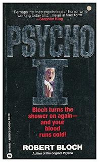 13 Reads of Horror! - Psycho II by Robert Bloch