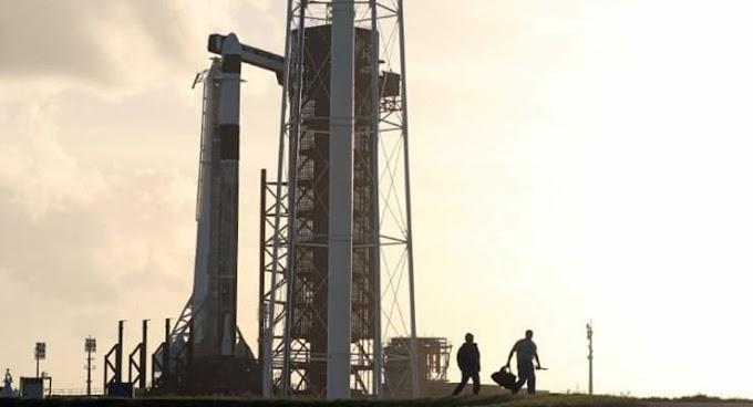 SpaceX'in 'Crew Dragon' İsimli Uzay Mekiği İlk İnsanlı Uçuş Denemesi Bugün