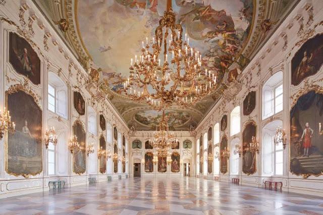 sala giganti Palazzo Imperiale Innsbruck
