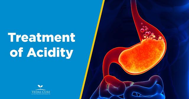 Treatment of Acidity