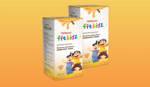 Kaya Multivitamin Alami, Yuk Simak 6 Manfaat Madurasa Fitkidz Untuk Kesehatan Anak!
