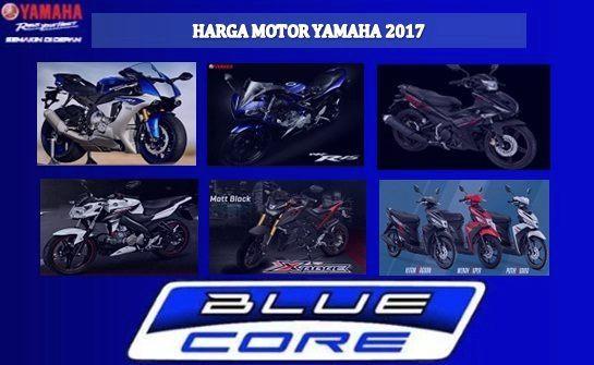 Harga Motor Yamaha 2017