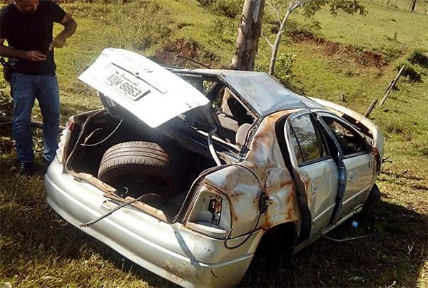 Jovem morre em acidente entre Barbosa Ferraz e Fênix