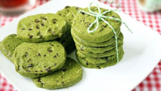 matcha çaylı kurabiye nasıl yapılır - KahveKafeNet