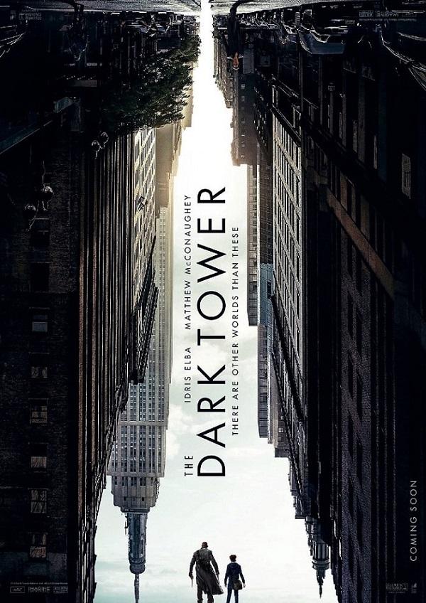 Темна вежа постер