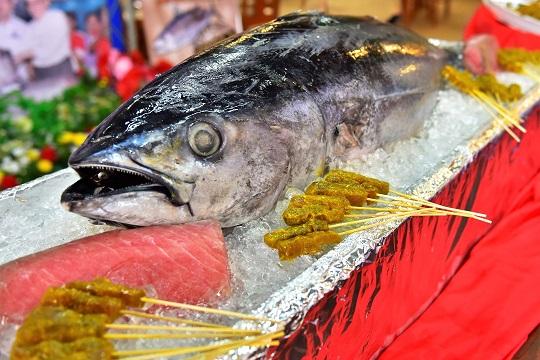 Sate Tuna – Produk Inovasi Jabatan Perikanan Malaysia