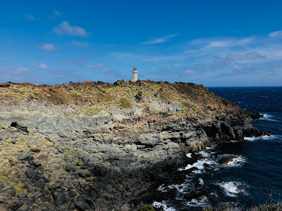 Punta Spadillo on Pantelleria.