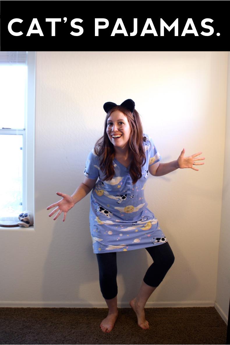 "Jenny B: A Useful List Of ""Last Minute Cat Puns Halloween"