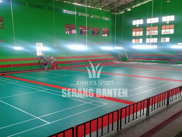 Jual Karpet Badminton Serang Banten