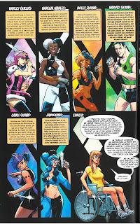 """Reseña de """"Haley Quinn y la banda de las Harleys"""" de Frank Tieri y Jimmy Palmiotti [ECC Comics]"""