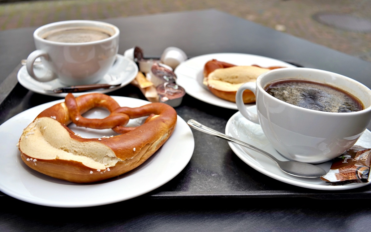Schwäbische Kaffepause