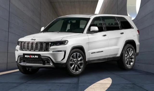 جيب جراند شيروكي 2021 Limited الجديدة سعر ومواصفات وصور